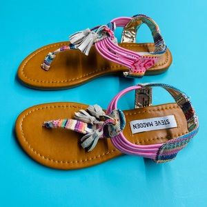 Steve Madden Tribal Girls' Sandals